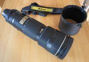 Nikon AFS NIKKOR 200-400mm