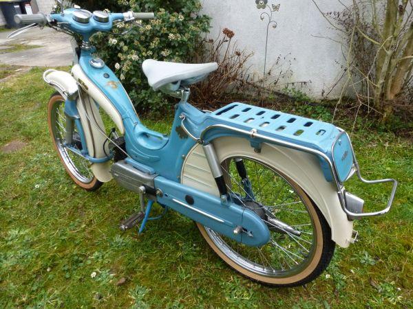 Wonderlijk Oldtimer Moped u.Teile in Röthlein - Mofas, 50er Kleinkrafträder EC-43