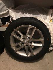 4 Stk Mazda 3 Felgen