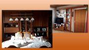Wohnzimmerschrankwand passendes Bücherregal