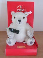 STEIFF COCA-COLA Polar Bear Cub