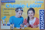 Kosmos Chemiekasten Chemielabor C1000
