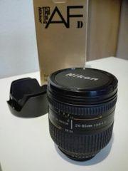 Zoom Nikon Nikkor 24-85 mm