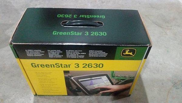 John Deere Greenstar GS3 2630