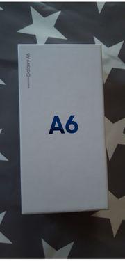 Handy Samsung A6 Neu und
