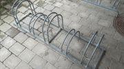 Stabiler Fahrradständer für 5 Fahrräder