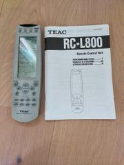 TEAC RC-L800 Fernbedienung