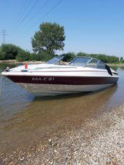 Sportboot Motorboot Maxum 190sc mit