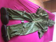 Gummianzug innen und außen gummiert
