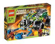 LEGO 8190 POWERMINERS NEU