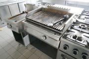 Bartscher Lavasteingrill Gas 700 B800