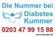 Die Nummer bei Diabetes Kummer