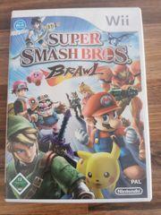 Wii Super SmashBros