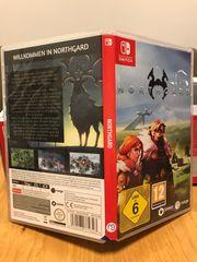 Northgard Nintendo Switch Spiel Aufbaustrategie