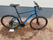 28 Cross-Bike GHOST Square Cross