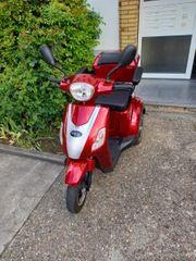 Elektromobil Rolektro E-Trike 25