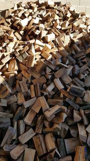 Brennholz-Kaminholz Buche Esche ofenfertig luftgetrocknet