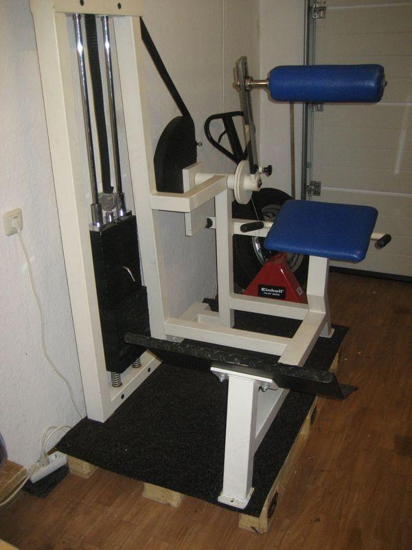 Bodybuilding Hyperextension
