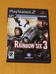 PS2 Spiel Rainbow Six 3