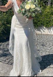 Hochzeitskleid Standesamt Kleid