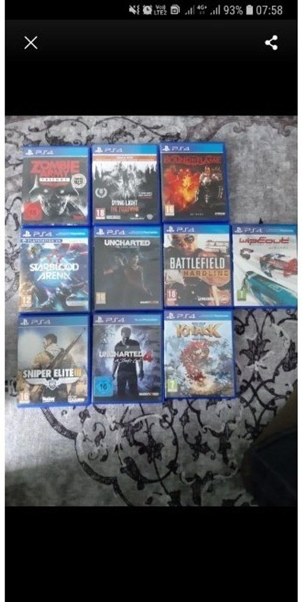 Ps 4 Games