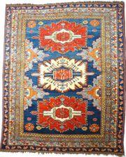 Orientteppich Kazak Kasak Zeijwa antik