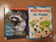 Diverse Kindersachbücher ab Vorschulalter