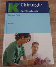Buch Chirurgie für Pflegeberufe