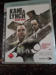 PS 3 Spiel KANE LYNCH