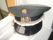 Armee Österreich Heer Schirmmütze Offizier