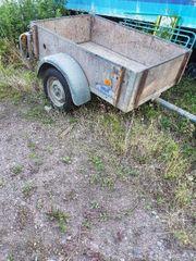 barthau 600 kg Anhänger