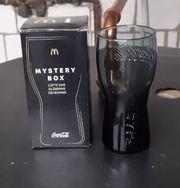 Coca Cola Glas Mystery Box