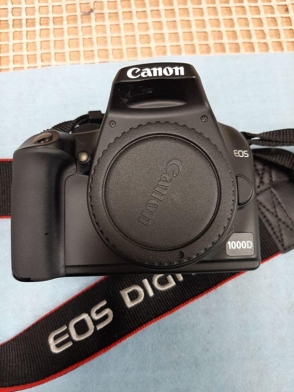 Canon EOS 1000 D im