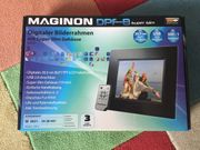 Maginon digitaler Bilderrahmen super slim