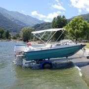 Motorboot Rio 450 Top