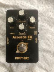 Artec SE-OE3 Acoustic Outboard EQ
