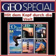 GEO SPECIAL - MIT DEM KOPF
