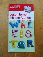 Mini LÜK Lesen lernen mit