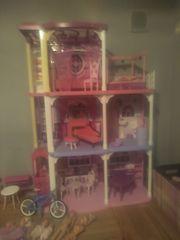Barbie komplett paket