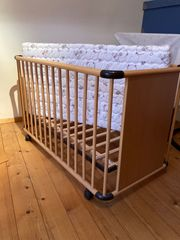 Kinderbett kostenlos abzugeben