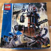 Lego Knights 8876 - Skorpiongefängnis