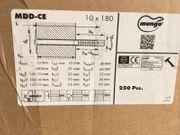 Mungo Dämmstoffdübel MDD-CE 10x180