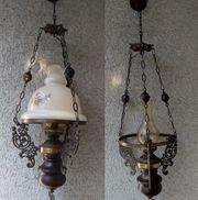 Schöne antike Deckenlampe KOSTENLOSE ANLIEFERUNG