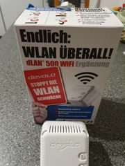 Devolo Wlan Zusatzadapter 500 WiFi