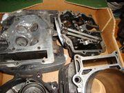 Yamaha XT 600 Motor