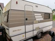 Wohnwagen Eriba Nova 390 Bj