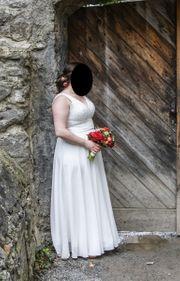 Brautkleid Hochzeitskleid Größe 40-42 Marke