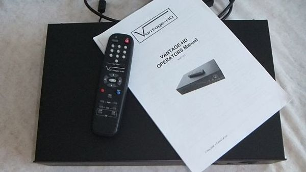Calibre Vantage HD2 Scaler