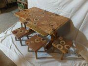 Designer Couchtisch Holz