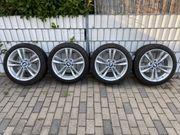 BMW Winterkompletträder V-Speiche 658 18